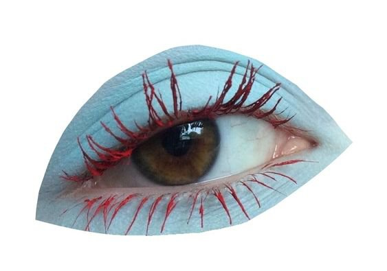 light blue eye png filler