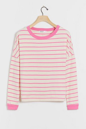 Stateside Striped Pullover | Anthropologie