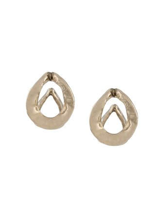 Goossens Ecume Stud Earrings - Farfetch