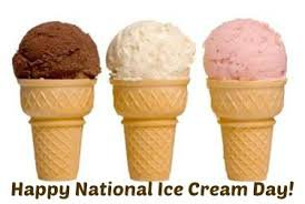 national ice cream day 2019 - Google Search