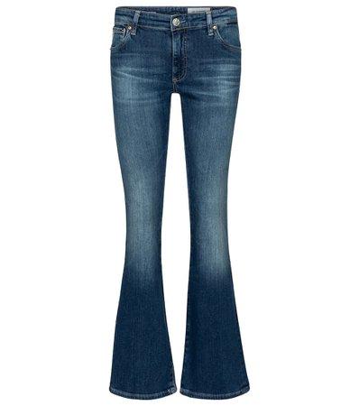 Jeans Bootcut De Tiro Alto - AG Jeans | Mytheresa