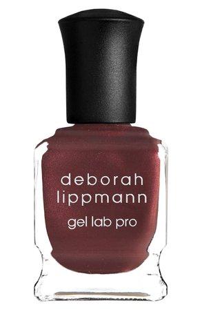 Deborah Lippmann Gel Lab Pro Nail Color   Nordstrom