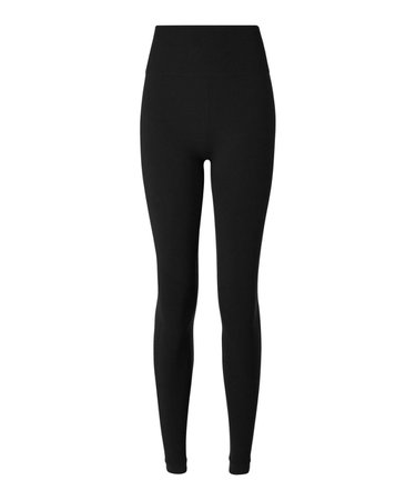 Black Tight Pants