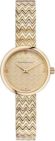 M1 Joy Topaz Bracelet Watch, 29mm