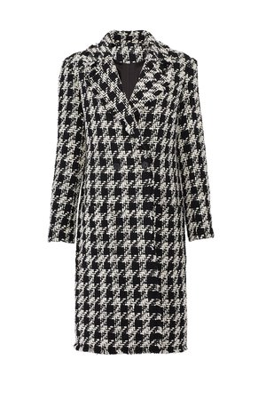 Aubrielle Houndstooth Coat by Joie for $65 | Rent the Runway