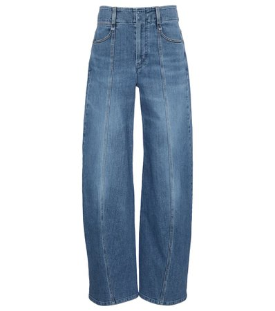 Chloé - Jeans anchos | Mytheresa