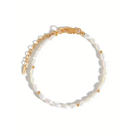 Seed Pearl Beaded Bracelet   Missoma Limited