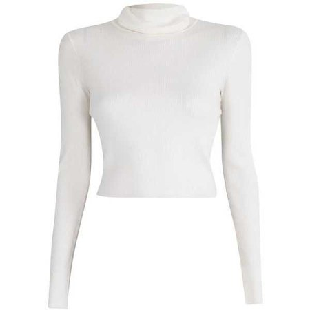 white short sweater - Google Search