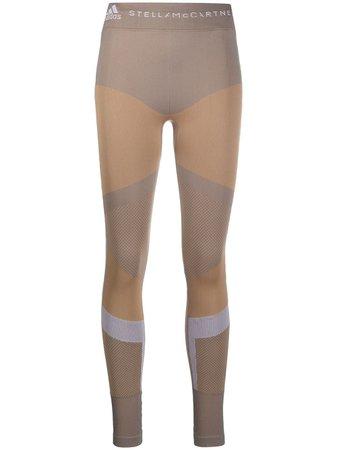 Adidas By Stella McCartney Leggings Con Logo - Farfetch