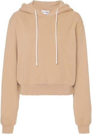 Milan Cotton-Terry Hooded Sweatshirt