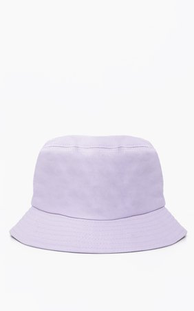 Lilac Bucket Hat   Accessories   PrettyLittleThing USA