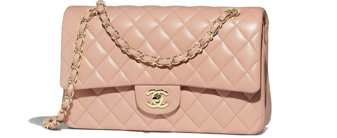 Chanel Classic Pink