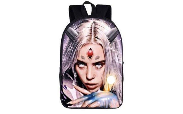 Billie Eilish Backpack