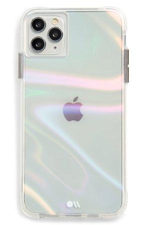 Case-Mate® Soap Bubble iPhone 11/11 Pro/11 Pro Max Phone Case | Nordstrom