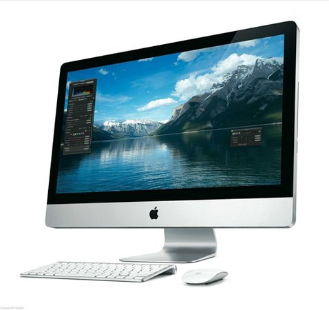 Apple Imac Desk top Computer