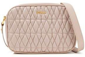 Cometa Mini Quilted Leather Shoulder Bag