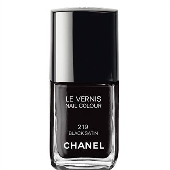 chanel black satin - Google Search