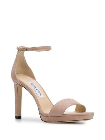 Jimmy Choo Misty 120mm sandals $750 - Shop AW19 Online - Fast Delivery, Price