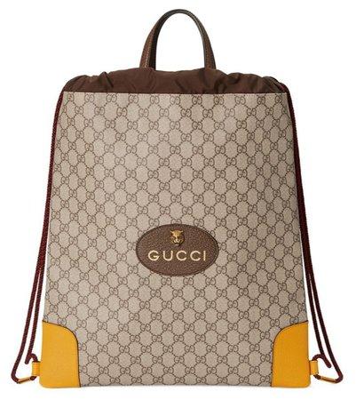 mochila Gucci