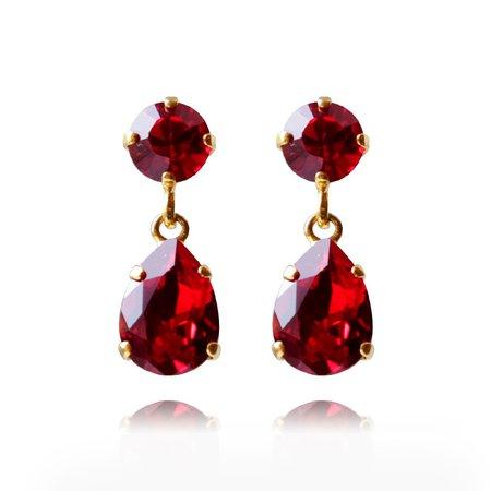 red earrings - Sök på Google