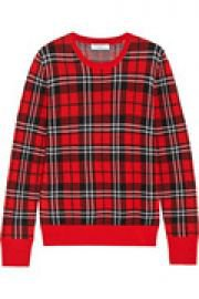 WornOnTV: Jess's red plaid sweater on New Girl   Zooey Deschanel   Clothes and Wardrobe from TV