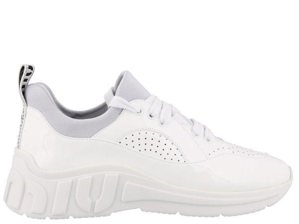 Miu Miu Paint Run Sneakers
