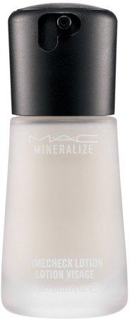 MAC Mineralize Timecheck Lotion