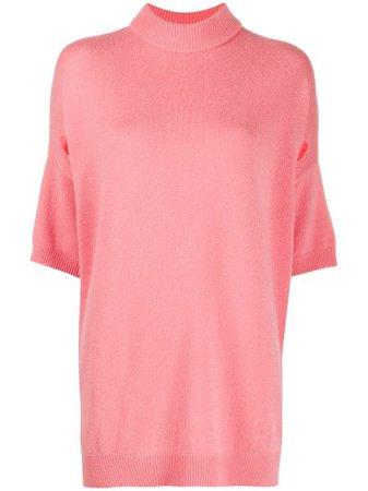 Givenchy roll-neck half-sleeve Jumper - Farfetch