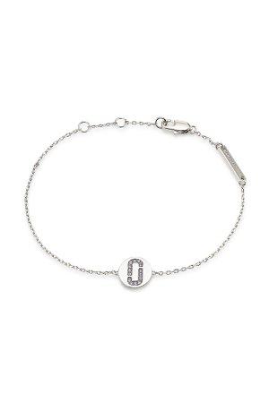 Crystal Embellished Bracelet Gr. One Size