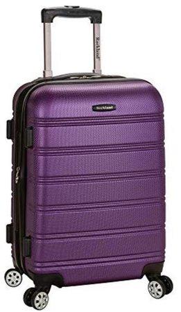 Purple Suitcase