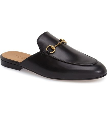 Gucci Princetown Loafer Mule (Women)   Nordstrom