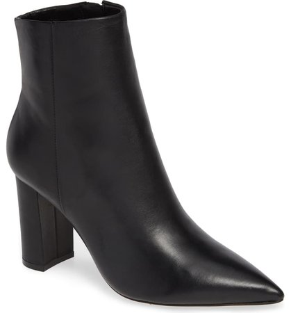Marc Fisher LTD Ulani Pointy Toe Bootie (Women) | Nordstrom