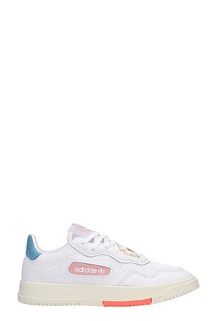 Adidas Sc Premiere Sneakers In White Tech/synthetic