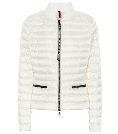 Blenca quilted down jacket