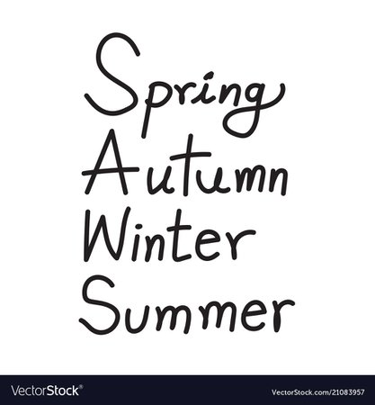 winter to spring word - Google Search