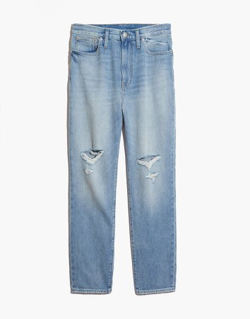 The Petite Momjean in Gilford Wash: Ripped Edition