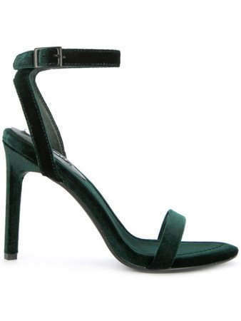 Green Senso Tyra I sandals- Farfetch