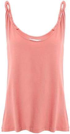 The Twisted Cotton-jersey Tank