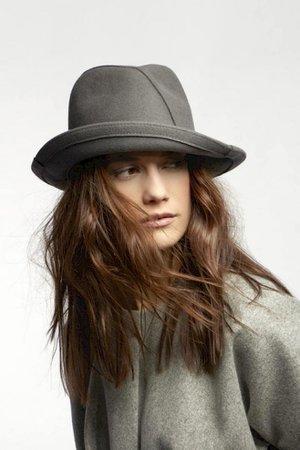Fedora hat silver »Jorn« | Nicki Marquardt Munich