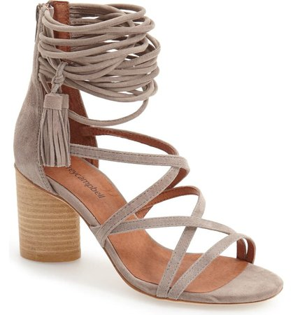 Jeffrey Campbell 'Despina' Strappy Sandal (Women) | Nordstrom