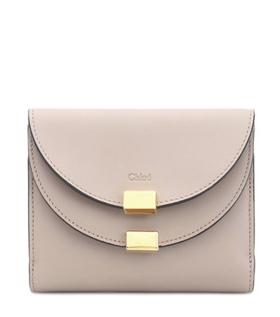 Georgia leather wallet