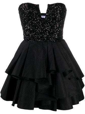 Amen Ruffled Short Dress - Farfetch