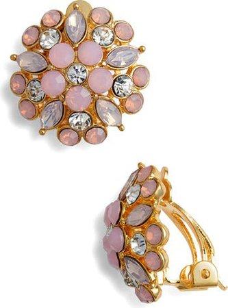 Nina Floral Stud Earrings | Nordstrom