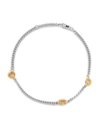 Otiumberg Trio chain-link Bracelet - Farfetch