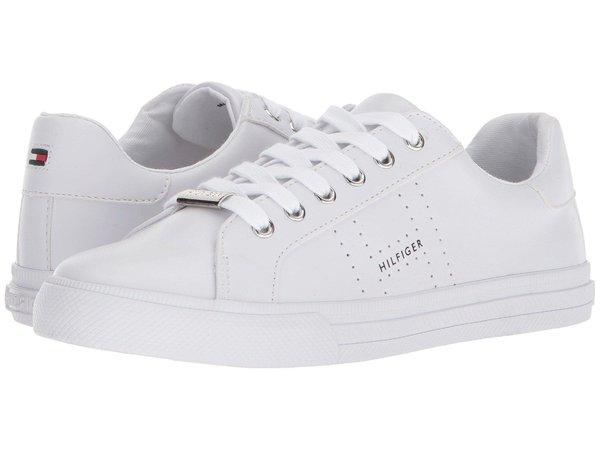Tommy hilfiger white sneaker