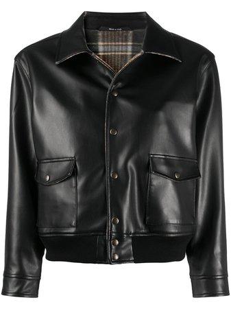 Maison Margiela faux-leather Jacket - Farfetch