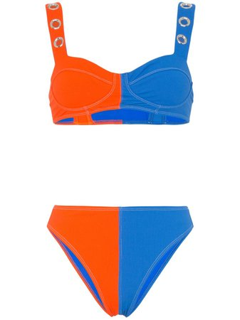 ACK Ana Due High-leg Bikini | Farfetch.com