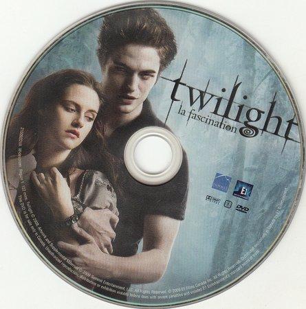 Twilight (DVD, 2009) DISC ONLY 25192039966 | eBay