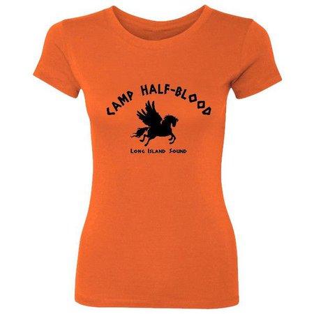 Camp Half-Blood ladies t-shirt