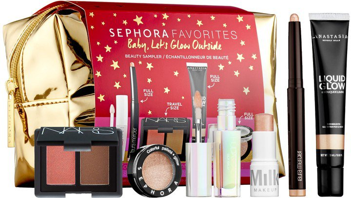 Baby, Let's Glow Outside Bronze and Glow Set